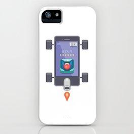 "Creative Drive - ""UI Designer Car"" iPhone Case"