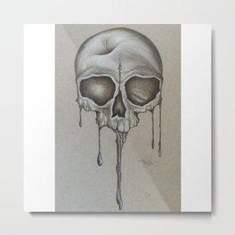 Appull Metal Print