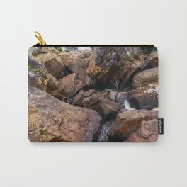 Blackwater Falls State Park West Virginia Waterfalls Nature Landscape Photography Carry-All Pouch