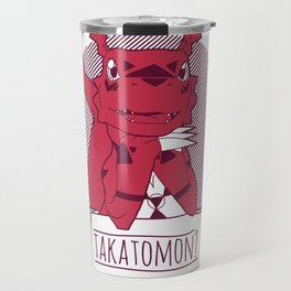 Takatomon Travel Mug