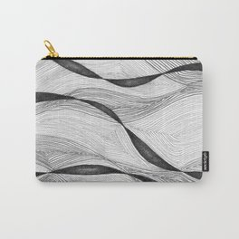 Mountain Ribbons 2 Carry-All Pouch