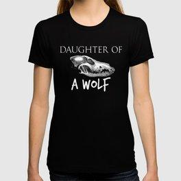 Daughter of a Wolf T-shirt
