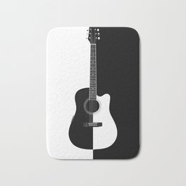 Acoustic Electric Guitar Bath Mat