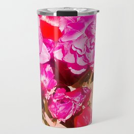 The beauty of the colors. Travel Mug