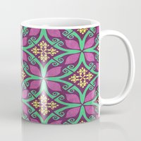 baroque Mugs featuring Baroque by Arcturus