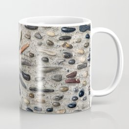 Stones in the street in Saint-Paul de Vence in France Coffee Mug