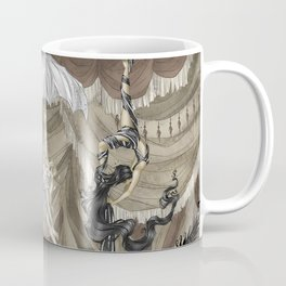 Midnight Circus: the Acrobats Coffee Mug
