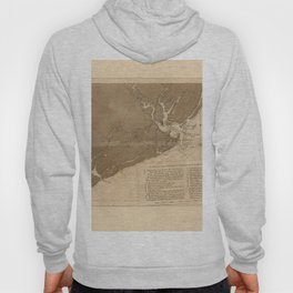 The Atlantic Neptune: Charts for the Use of the Royal Navy (1780) - Charlestown, South Carolina Hoody