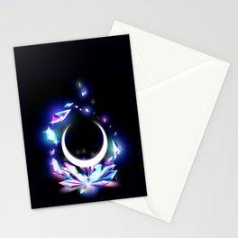 Dark Moon Ginzuishou Stationery Cards