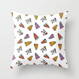 Cam loves za! Throw Pillow
