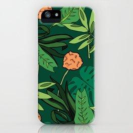 Deep In The Jungle... iPhone Case