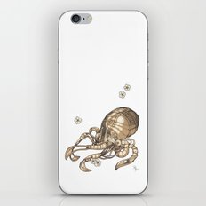 Mechanical Octopus iPhone & iPod Skin
