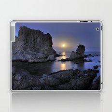 Under the moon light Laptop & iPad Skin