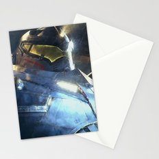 Vectorial Rim #4 Stationery Cards