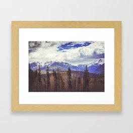 Take Me There Framed Art Print