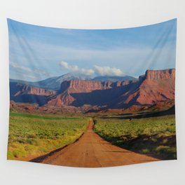 Road Home Wall Tapestry