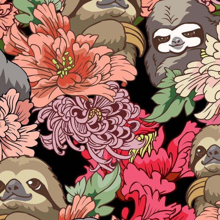 Because Sloths Leggings