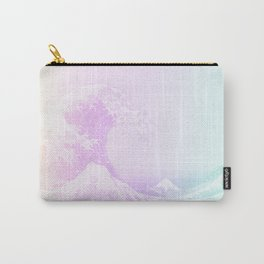 Great Vaporwave Off Kanagawa Carry-All Pouch