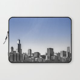 Blue Sky Chicago Laptop Sleeve