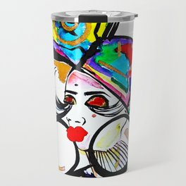 The Essence Of Beauty Travel Mug