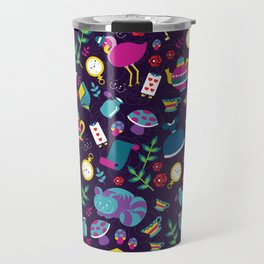 Is a Wonder World Travel Mug