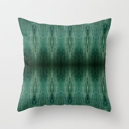 Green Room#3 Throw Pillow
