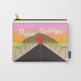 GREETINGS FROM PALM SPRINGS Carry-All Pouch