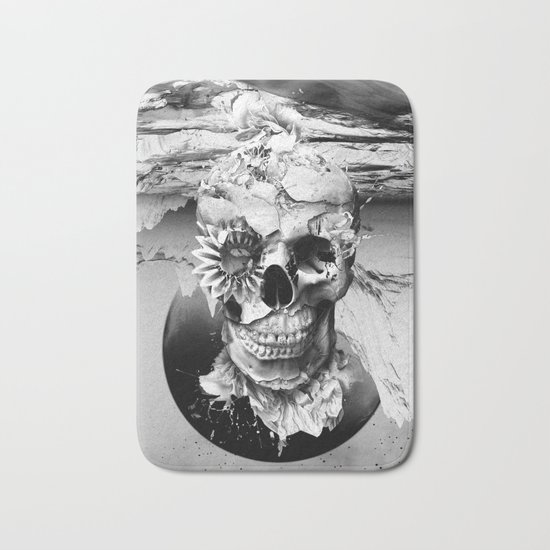 Skeleton Bath Mat