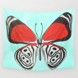 88 Butterfly Wall Tapestry