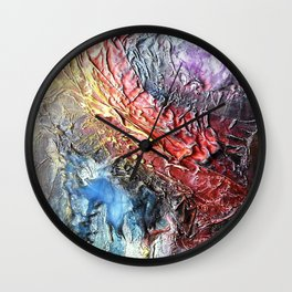 The mesozoic Wall Clock