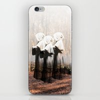 coven iPhone & iPod Skins featuring Coven by Infaustus