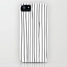 _ L I N E S iPhone Case
