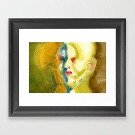 towards the front Framed Art Print