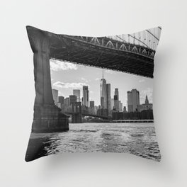 Dumbo Brooklyn VI Throw Pillow