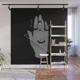 The Occult Hand Wall Mural