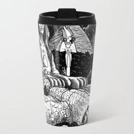 Dreaming Of Egypt Travel Mug