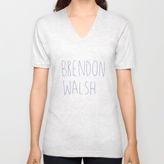 brendon walsh Unisex V-Neck