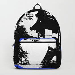 Nihongo tatemono Backpack