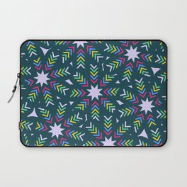 Christmas wreath-evergreen Laptop Sleeve