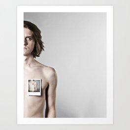 viewfinder.  Art Print
