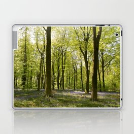 Deep in Micheldever Wood 2 Laptop & iPad Skin