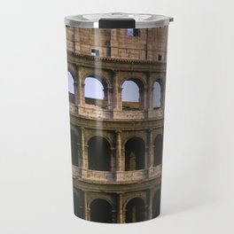 The Colosseum in Rome. Travel Mug