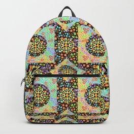 Filigree Floral Patchwork (printed) Backpack