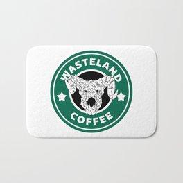 Wasteland Coffee Bath Mat
