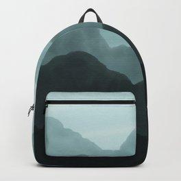 hum. Backpack