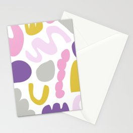 Shapes and Colors 51 Stationery Cards