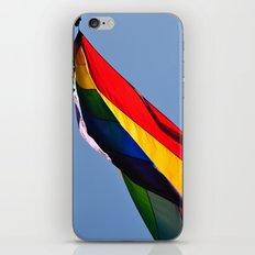 Pride Flag iPhone & iPod Skin