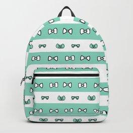 Haikyuu!! Aobajohsai Bows Backpack