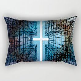Out Of The Darkness Rectangular Pillow