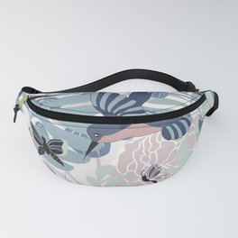 Pollinators at work Fanny Pack